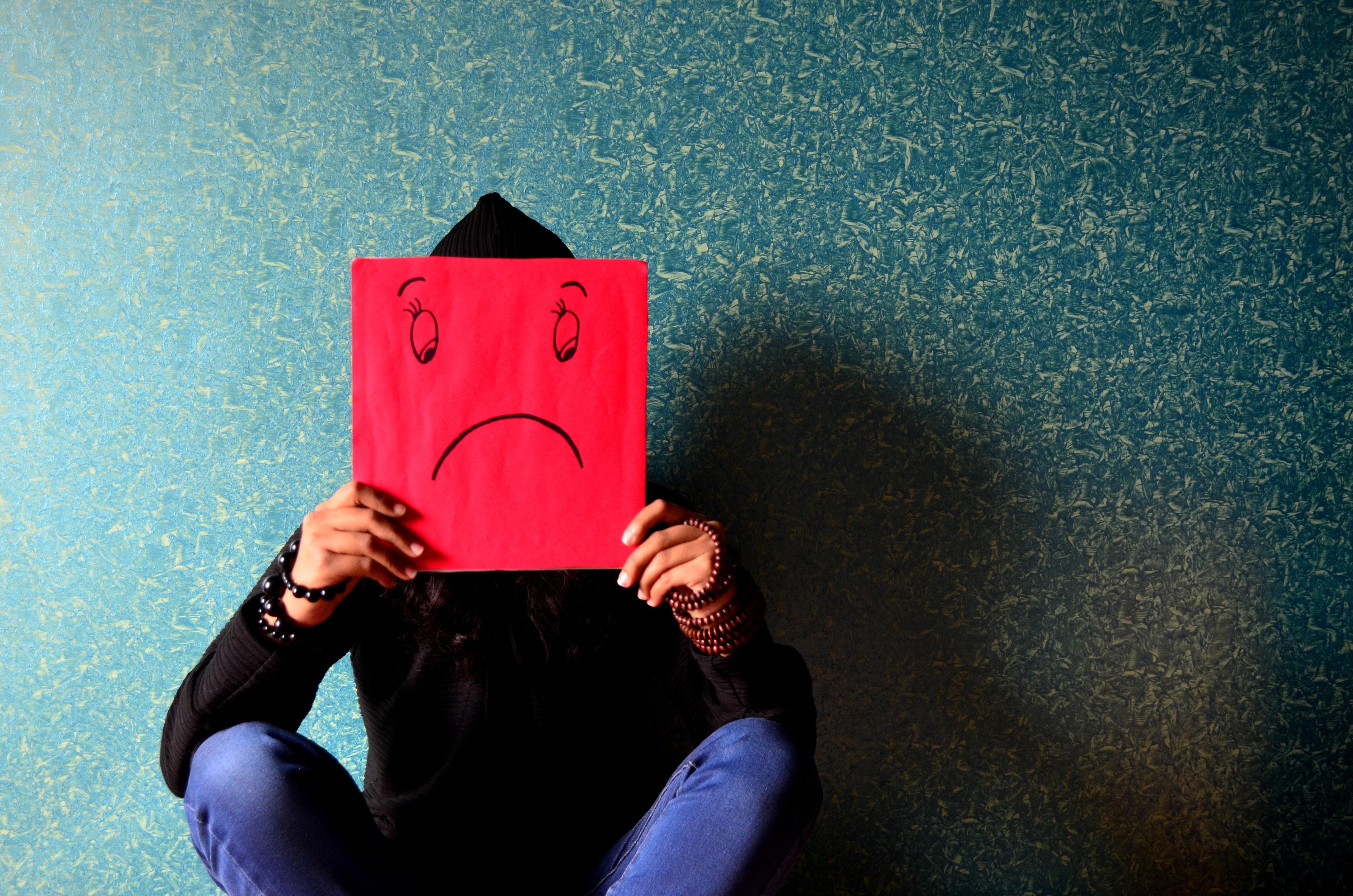 Elève en dépression