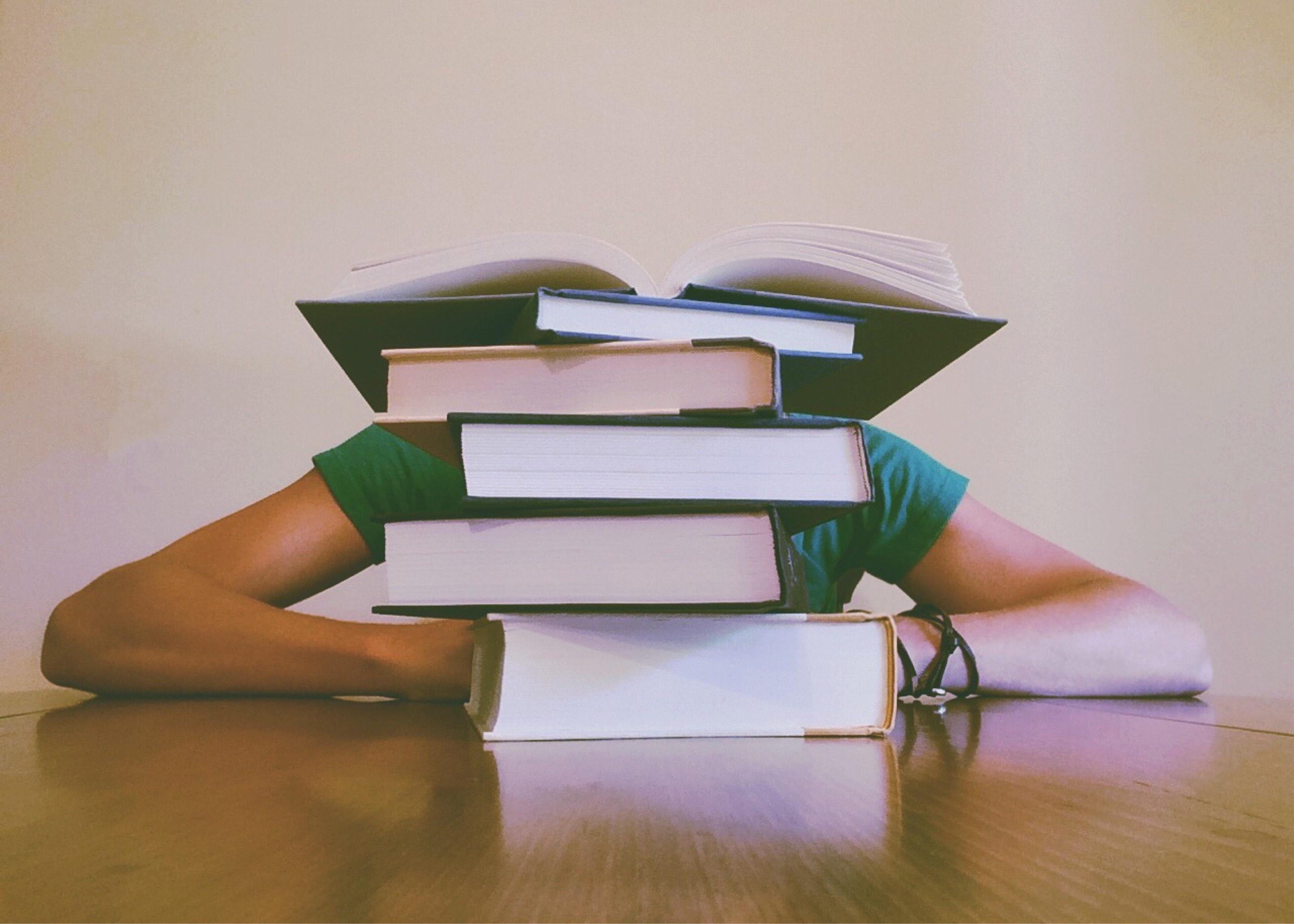Apprendre dans des livres