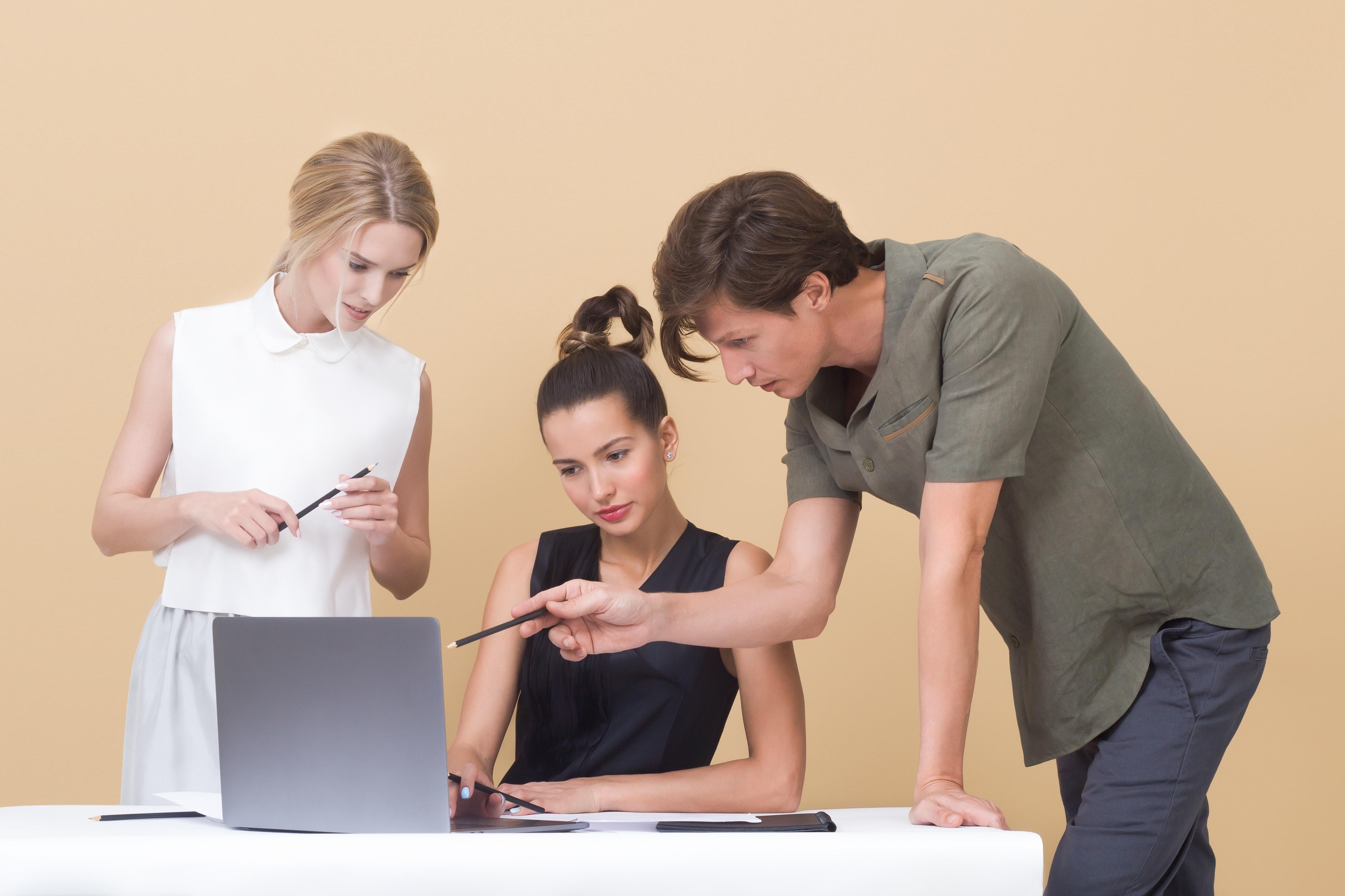 Collaboration entre travailleurs